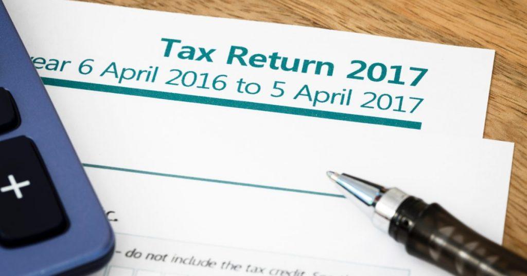 file tax return director