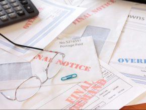overdue invoice limited company