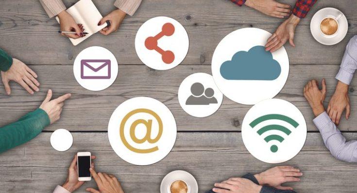 social media startup