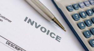 ltd company invoicing